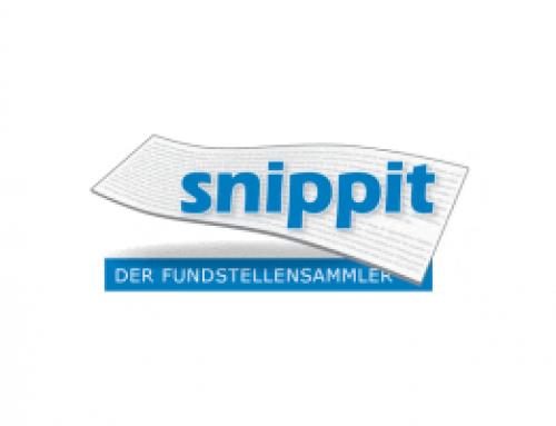 SNIPPIT – der Fundstellensammler