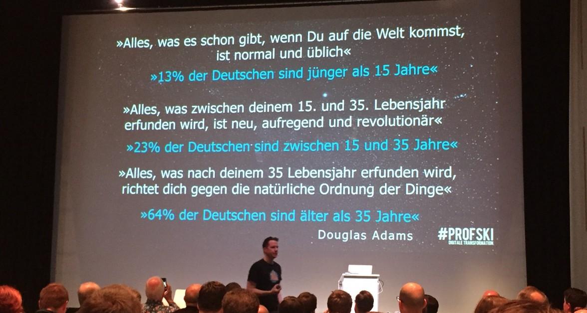 Klemens Skibicki #Douglas Adams
