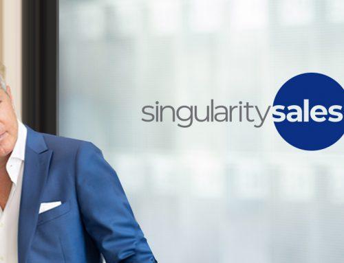 Børge Grothmann – live mit Singularity Sales