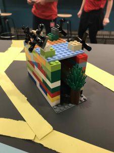 Developher - mit Lego agile Methoden lernen