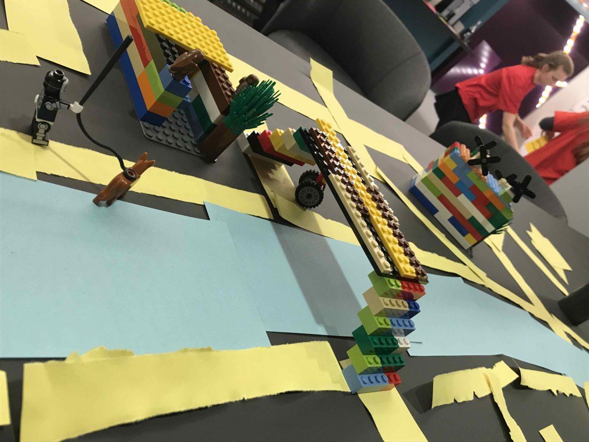 Agil eine Stadt bauen - developher