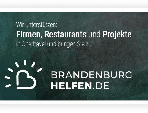 Wer benötigt Hilfe bei der Erstellung eines Profils bei brandenburghelfen.de?